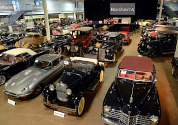 Philadelphia's Most Prized Auto Collection