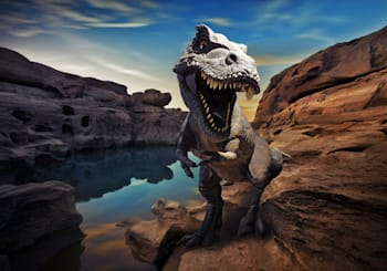 Discover the Dinosaurs in Philly