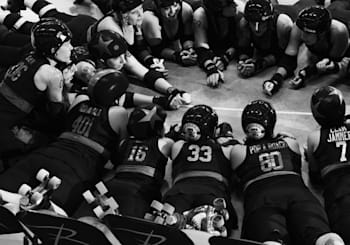 The Hard Hitting Women of Philly's Roller Derby