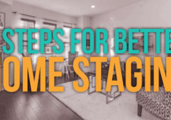 The 6 Step Recipe for Perfectly Staged Homes