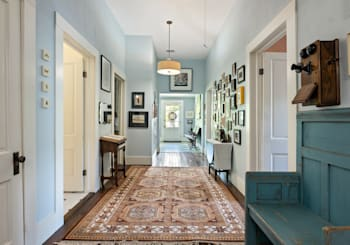 Historic Renovation in Government Hill