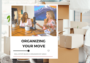 Organizing Your Move & New Home