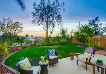 Bright Rancho Penasquitos Home for Sale: Panoramic Sunset Views!