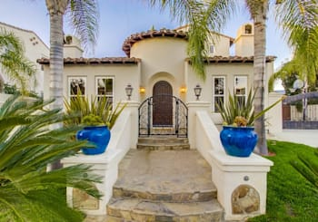 Santa Monica Home for Sale: A Tuscan Masterpiece