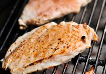 Recipe of the Month: Citrus Grilled Chicken Breasts