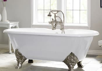 Home Design Trend: Vintage Tubs