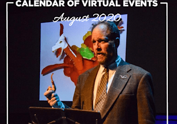 August 2020 Calendar of Virtual Events