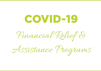 5 COVID-19 Financial Relief & Assistance Programs