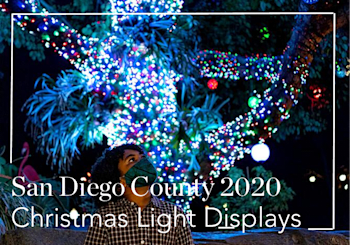 Where to See San Diego Christmas Lights in 2020