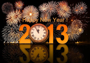 Happy New Year (and, by the way, the Senate voted to extend  the Mortgage Debt Relief Act)