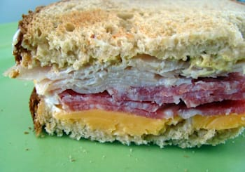 Happy Sandwich Day (and a some stuff about the escrow process)