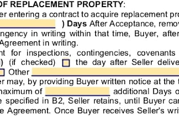 Want to find your new home before you sell your current one? There's a form for that