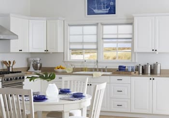 Seeing The Light:  Light-filtering Window Shades