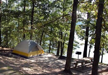 Our Favorite Campgrounds in North Georgia