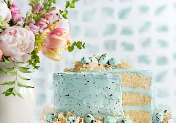 Incredible Easter Cake that Will Melt In Your Mouth!