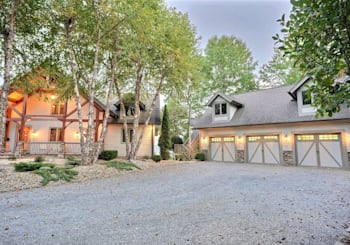 MAJOR PRICE IMPROVEMENT!  Luxury Lake House on Carters Cove Road!