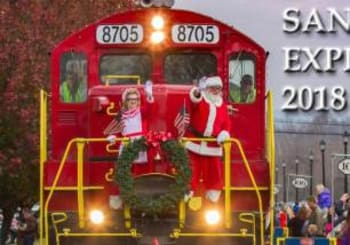 """Santa Express Featuring """"Twas the Night Before Christmas"""""""
