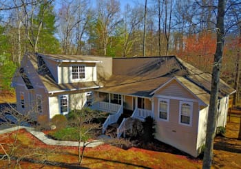 Check it Out! Incredible Mountain Home Close to Lake Chatuge with Deeded Slip!