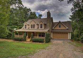 JUST LISTED!!! Well Built Recently Renovated Mountain View Traditional Style Mountain Home on 2.16 Acres! Simply Incredible!
