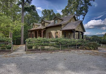 LUXURY HOME JUST LISTED! 3 Level Craftsman Style Year Round Mountain View Home on 2.57 Acres with Horse Arena is Fabulous!