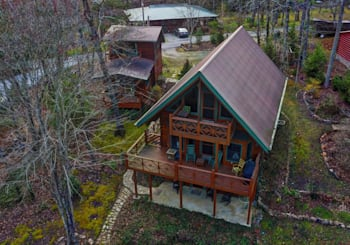 JUST LISTED! AFFORDABLE CABIN WITH VIEWS AND ACCESS TO LAKE NOTTELY!
