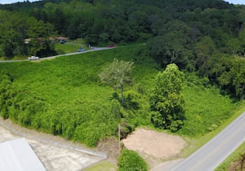 JUST LISTED!  2.05 Acres Across the Road from Toccoa River & 5 Minutes to Downtown McCaysville!