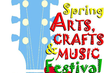 Spring Arts, Crafts & Music Festival in the Georgia Mountains!