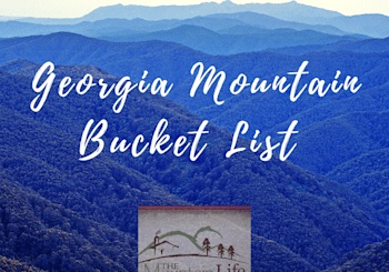 Spring 2018 Bucket List for the Georgia Mountains