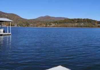 JUST LISTED!  Live the lake life on Chatuge in Hiawassee, GA!
