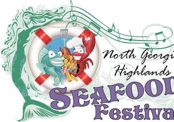 North Georgia Highlands Seafood Festival in Young Harris, GA