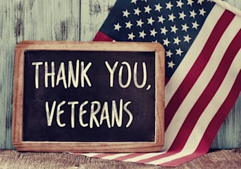 Remembering Our Veterans!