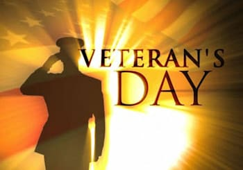 To Our American Veterans And Soldiers…We Salute You.