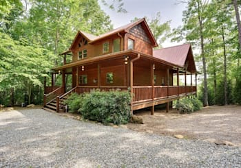 SOLD! 231 BOOTLEGGER ROAD MORGANTON, GA