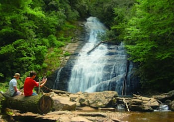 Spring is Here…Plan a Trip to the Georgia Mountains & Visit our Incredible Waterfalls