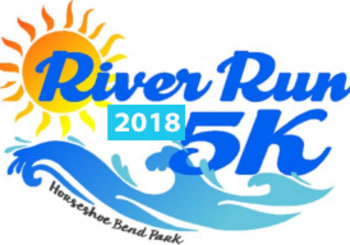 2nd Annual Labor Day 5K River Run in the Georgia Mountains