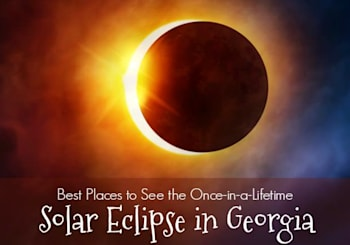 Best Place in Georgia to See the Solar Eclipse?