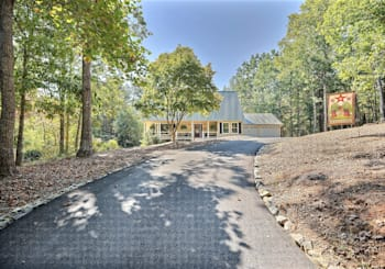 209 V Addington Road in Blairsville, GA is on the market!