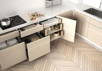 Organize Your Kitchen Cabinets