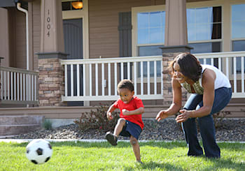 Homeownership Builds Wealth and Offers Stability