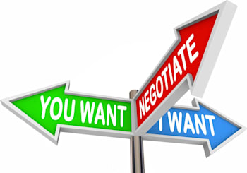 What Can Be Negotiated?