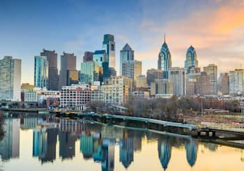 Philadelphia Metro: February Home Sales and Median Price