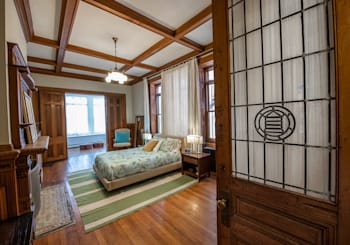 Sold! Magnificent Victorian Spring Garden Townhome