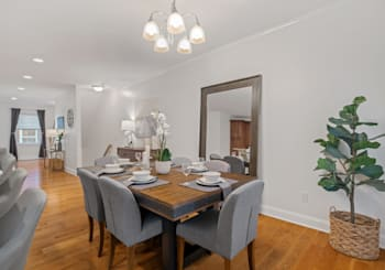 Just Sold! Fairmount townhome sells 9 days after re-listing!