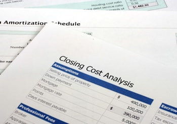 Don't Forget About These Closing Costs When Selling