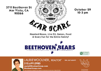 "Beethoven Elementary School's Annual ""Bear Scare"" Event is Back!"