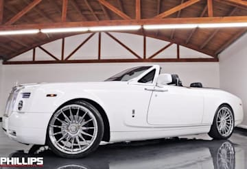 Just Listed: Phantom Drophead, Rolls-Royce