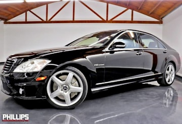 Just Listed: S65, Mercedes-Benz