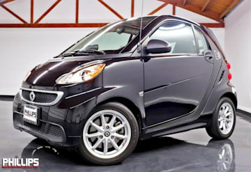 Just Listed: fortwo electric drive, smart