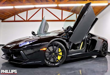 Just Listed: Aventador, Lamborghini