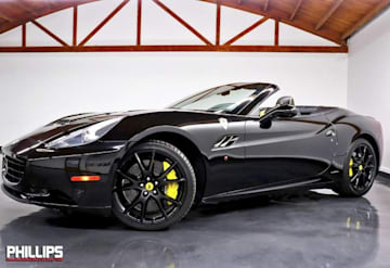Just Listed: California, Ferrari